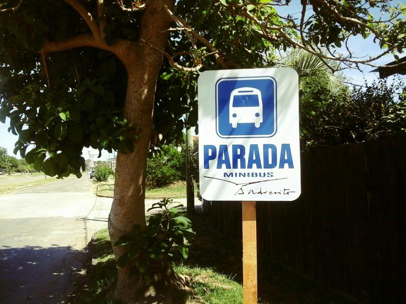 ANDRESITO PARADAS