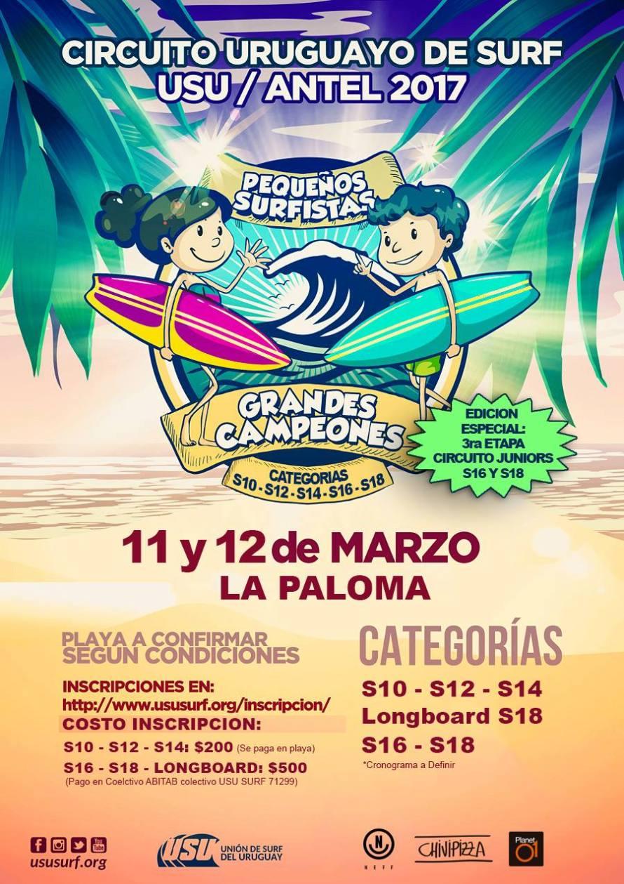afiche campeonato juvenil