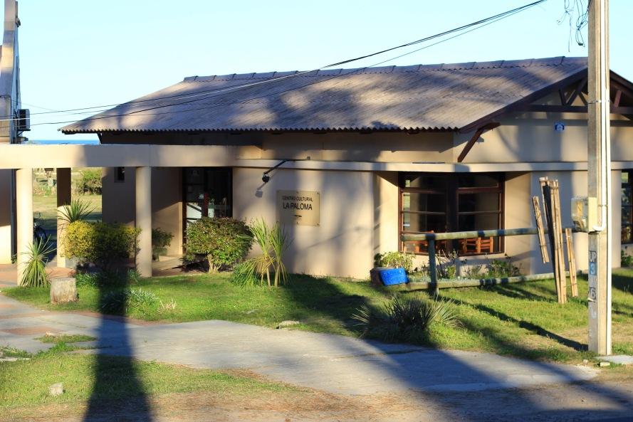 centro cultural la paloma