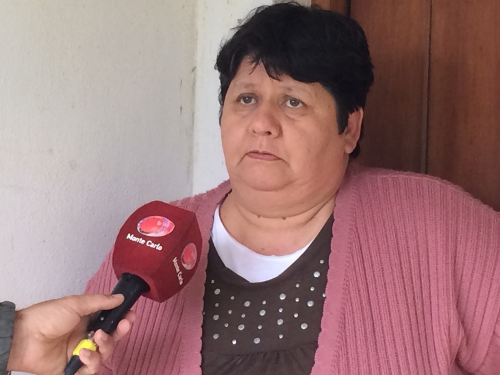A Sandra Irigoyte le llevaron más de $2000 y hirieron a su marido.