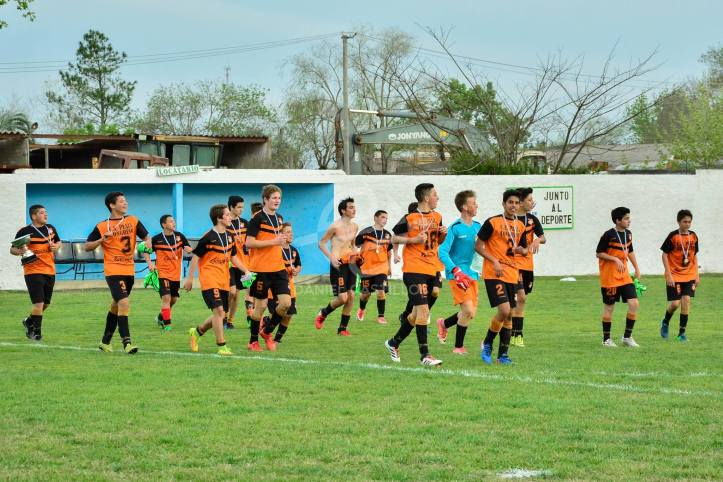 plaza congreso campeon sub 15
