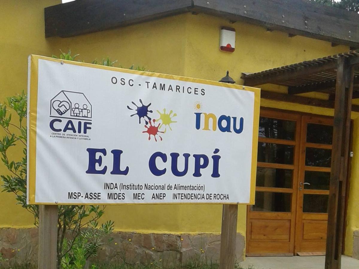 """Oportunidad laboral en Caif """"El Cupí"""""""