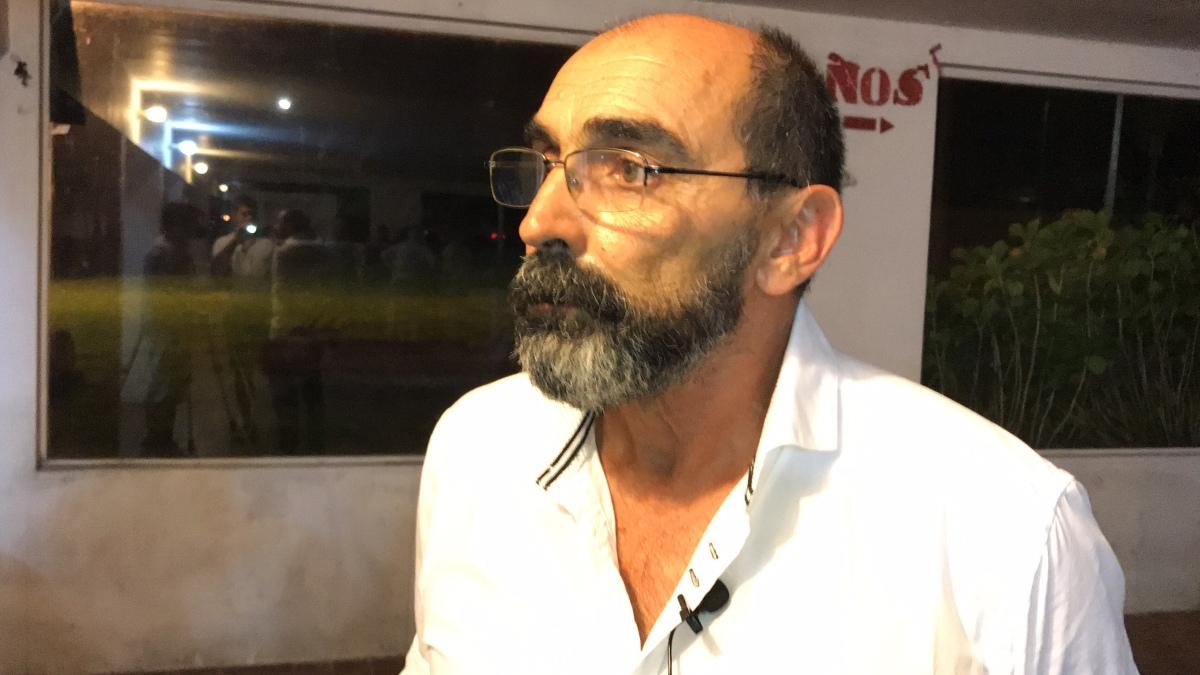 Habló el Alcalde de La Paloma sobre la situación tras temporal