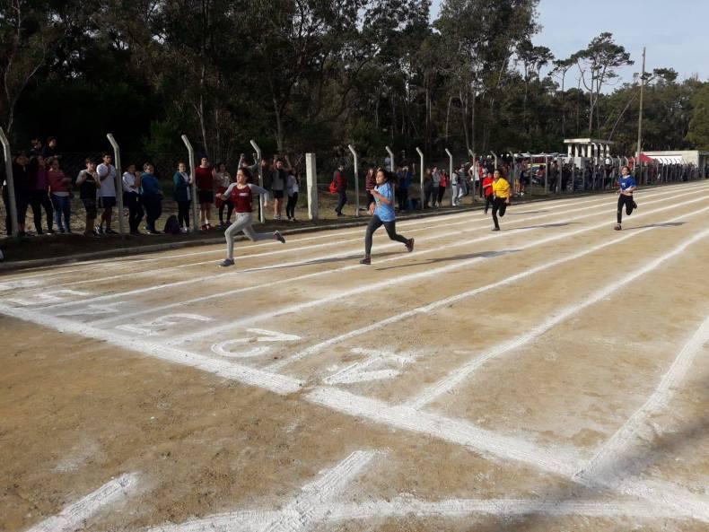 atletismo la paloma