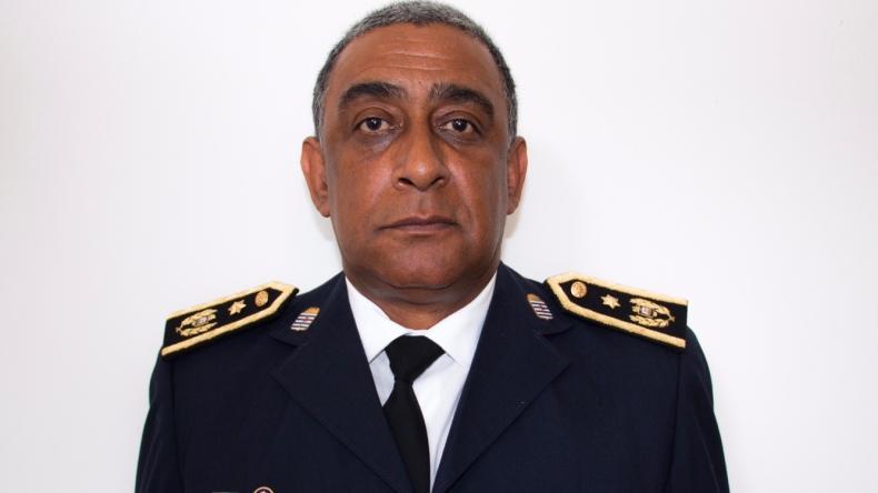 Jefe de Policía - Crio. Mayor (R) Claudio Pereyra