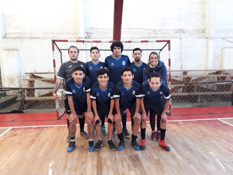 liceo de la paloma campeon de juegos nacionales