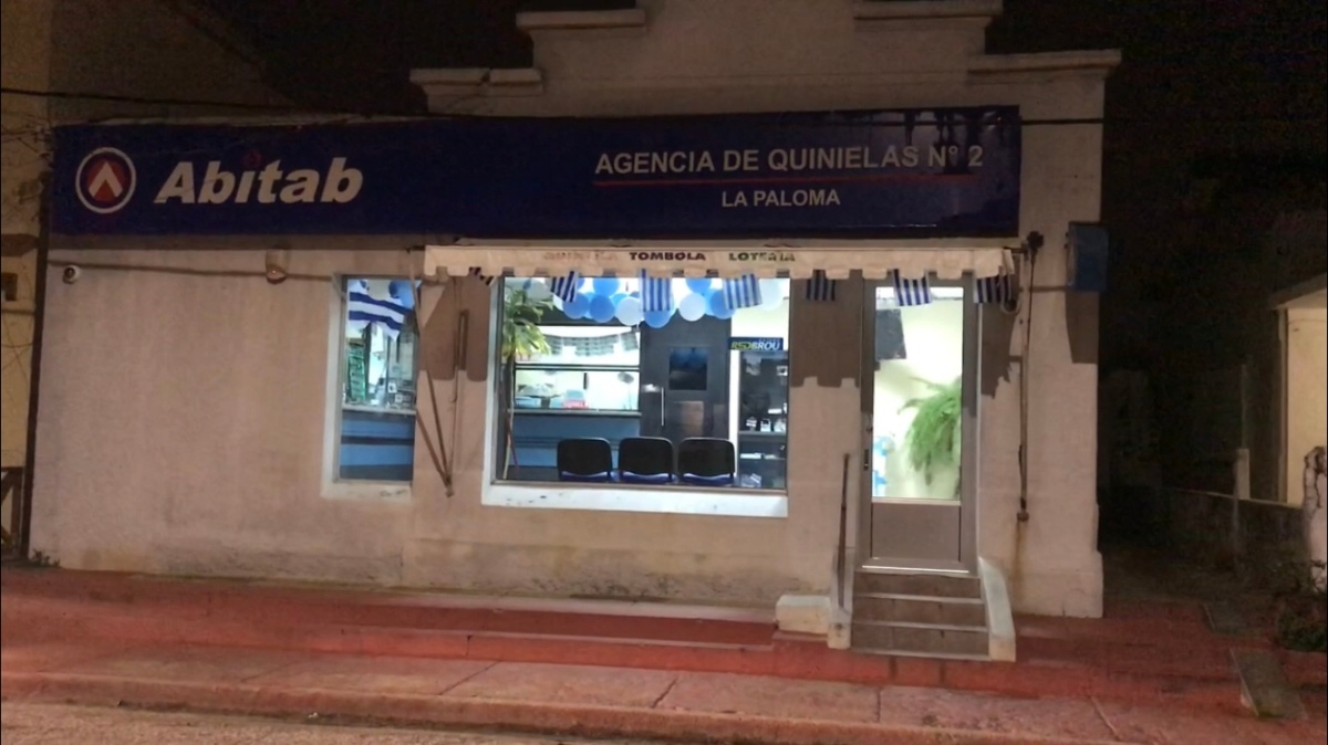 A prisión 9 meses el autor de robo en sucursal Abitab de La Paloma