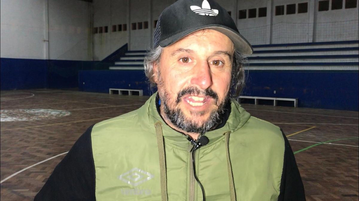 """""""Para nosotros es una derrota"""" dijo Gonzalo Montiel tras el empate 5:5 entre Deportivo La Paloma - INVE 74"""