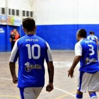 Fútbol de salón: Deportivo ganó en sus dos categorías